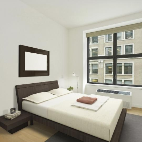240 Park Avenue South New Construction Building Bed Room – NYC Condos
