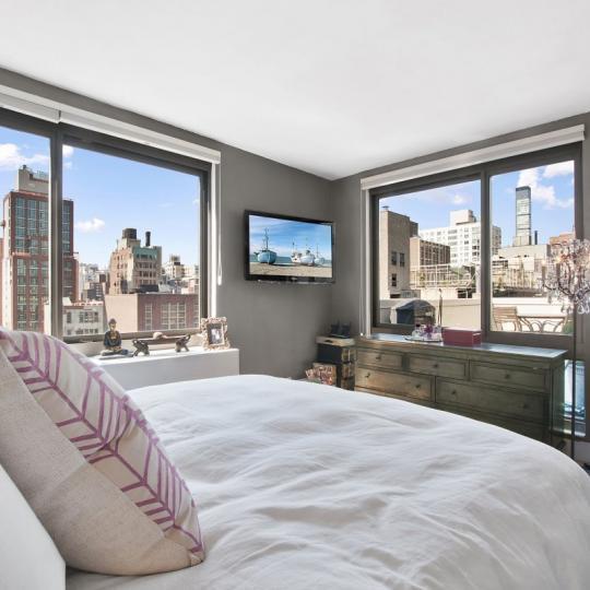 Bedroom at 242 East 25th Street in Kips Bay
