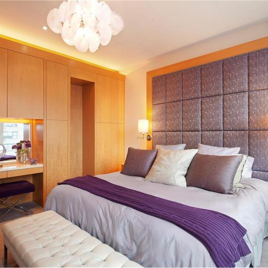 Casa 74 NYC Condos - 255 East 74th Street Apartments for Sale - bedroom