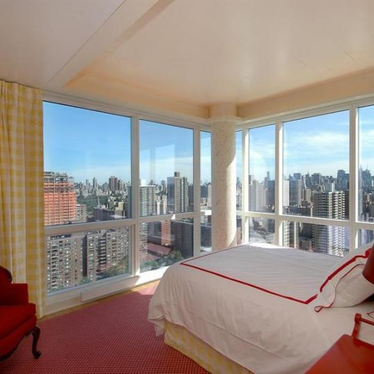 2628 Broadway NYC Condos – Bedroom at Ariel East