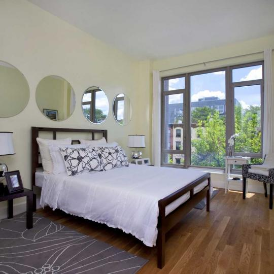 Bedroom- 315 Gates Avenue- nyc condo for sale