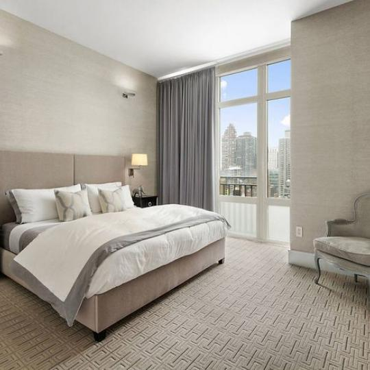 Bedroom at 408 East 79th Street in NYC