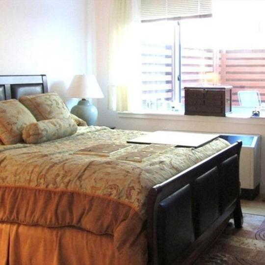 40 West 116th Street - bedroom - Manhattan New Condos