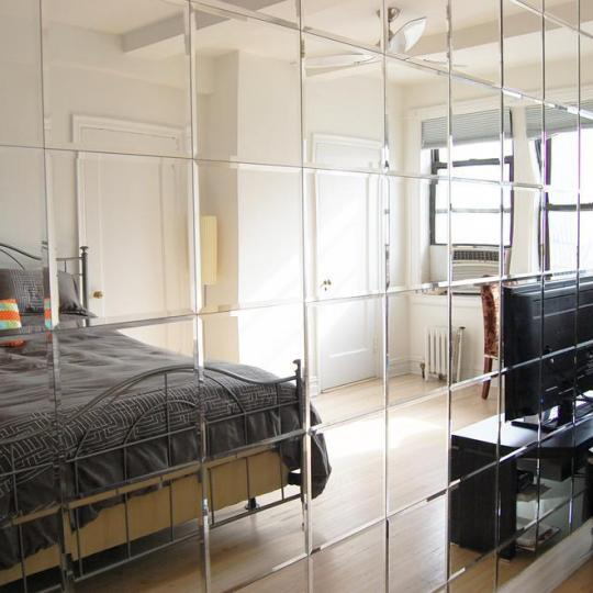 Bedroom - 457 West 57th Street - NYC