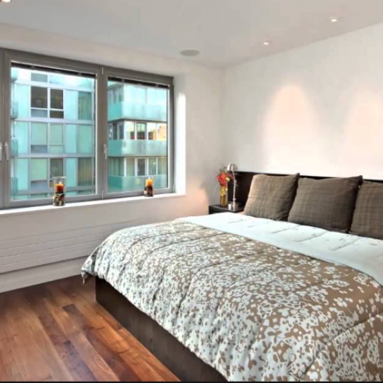459 West 44th Street Bedroom – NYC Condos for Sale