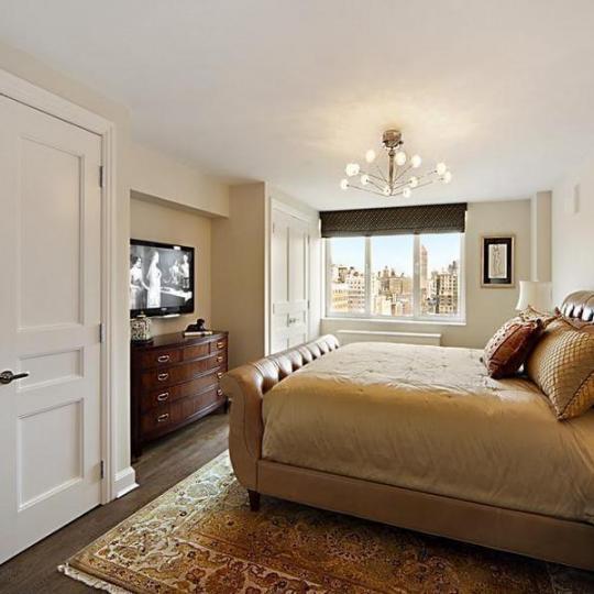 Bedroom - 45 West 67th Street - Manhattan Luxury Condos