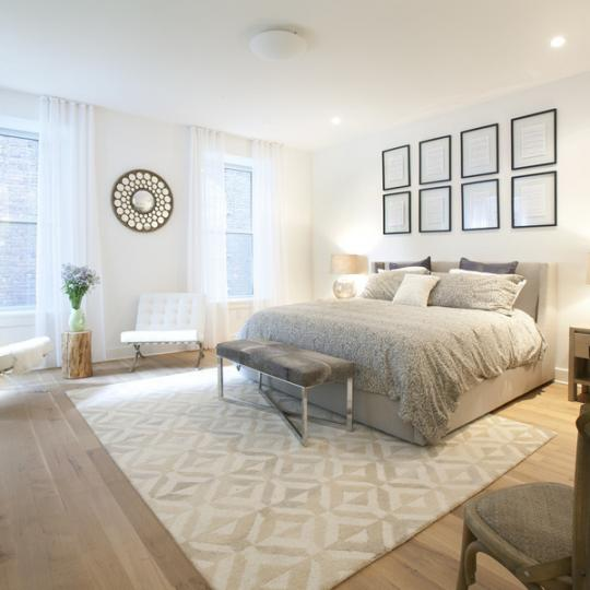Bedroom - 481 Washington Street - Condos - Tribeca