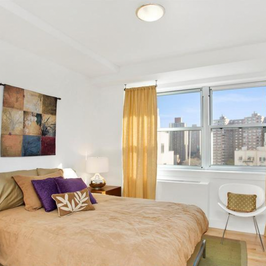 Bedroom - Lower East Side - Manhattan Sales - New York City Condominiums
