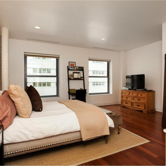 52 Thomas Street Bedroom - Condos for Sale