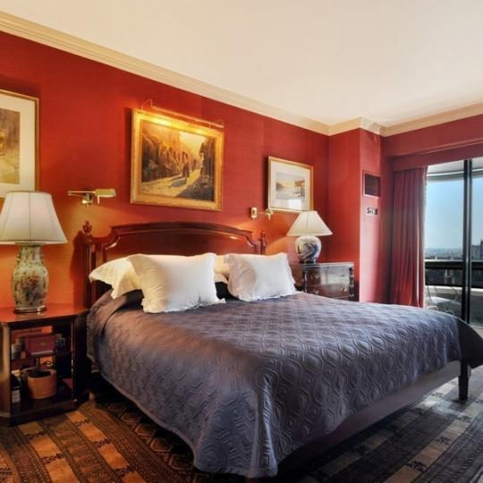 Bedroom - The Promenade at 530 East 76th Street - One