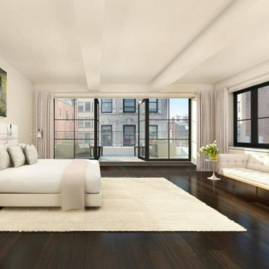 Bedroom- 61 Fifth Avenue