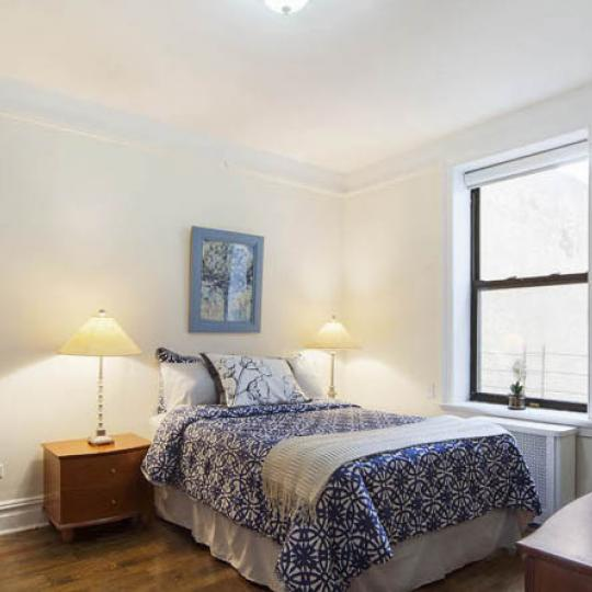 Bedroom - Riverside Drive Condominiums - Washington Heights Condos