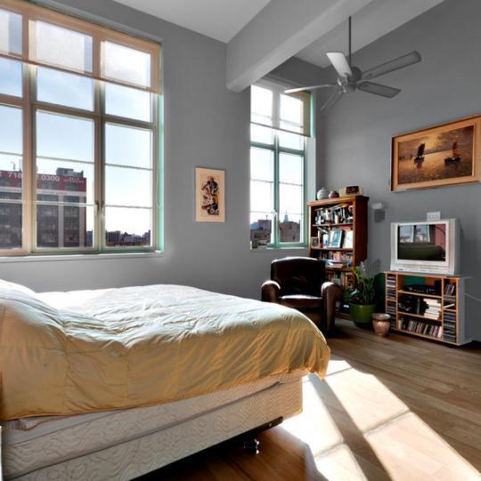 Bedroom - Arris Lofts for Sale in Long Island City