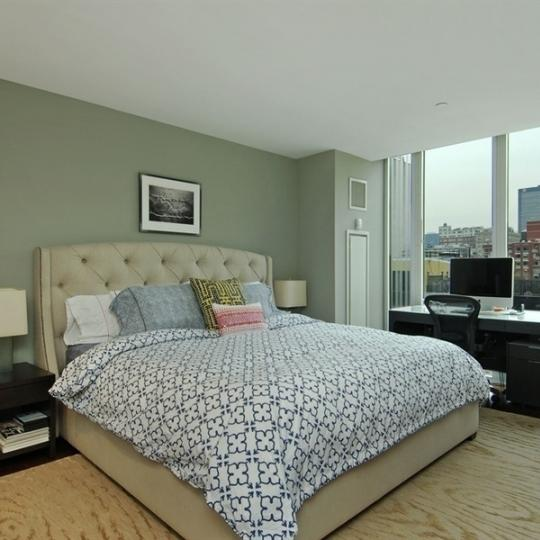 Bedroom - 130 West 19th Street - Condos - Chelsea