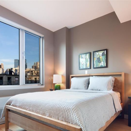 Bedroom - Hells Kitchen - Clinton - Manhattan - NYC Sales