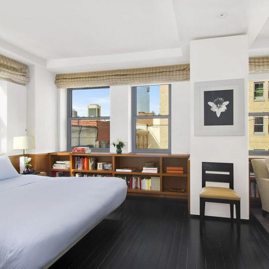 Bedroom - Mercer Greene - Soho - Condo for Sale - Manhattan