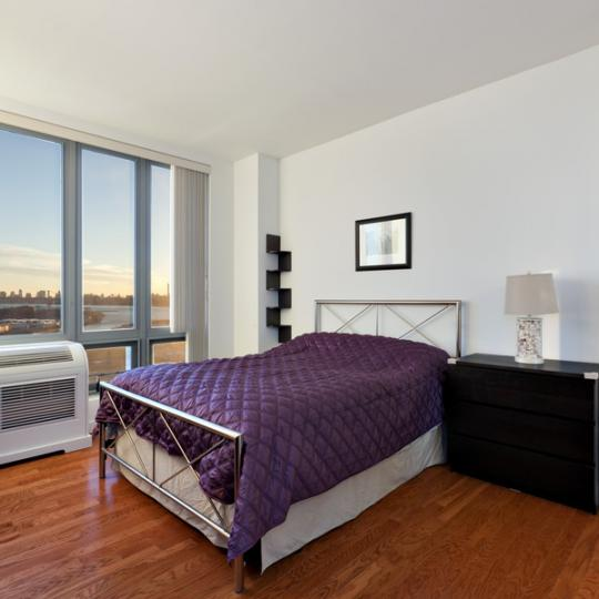 Bedroom - One Hunters Point - Condos - Long Island City
