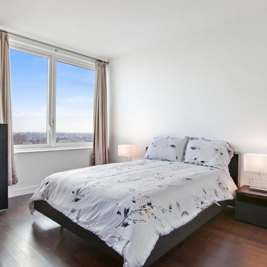 Bedroom at 306 Gold Street Building - Brooklyn Condos for Sale
