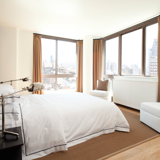 SIXTYFOUR at 300 E 64th Street Bedroom View Apartments For Sale