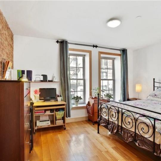 Bedroom - Strivers North - West Harlem Condos For Sale