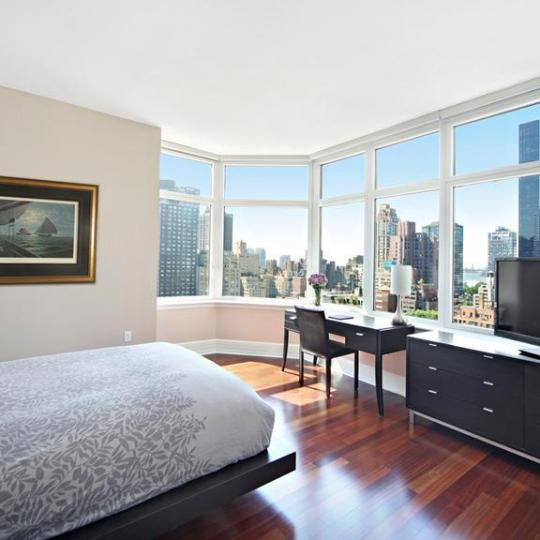 300 East 55th Street Apartments - Bedroom