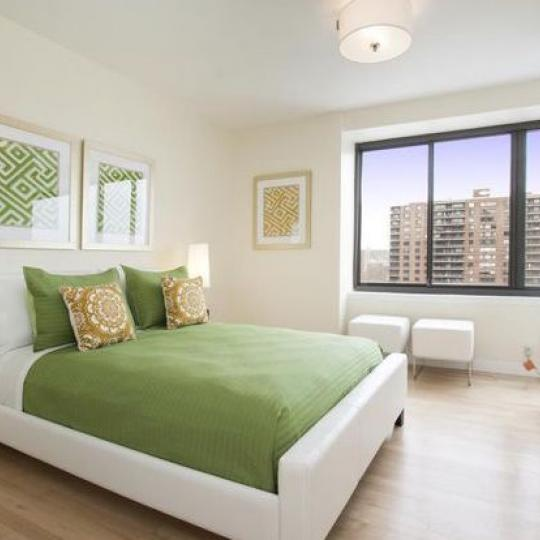 372 Central Park West - The Vaux - bedroom - NYC condos for sale
