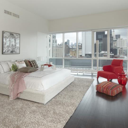 8 Union Square South Greenwich Village Condominium - Bedroom