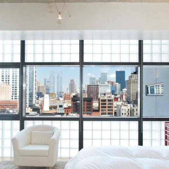 Bedroom - Flank - 520 West 27th Street - Chelsea Condos