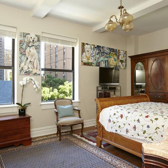 Ariel West - bedroom – New Condos for Sale NYC
