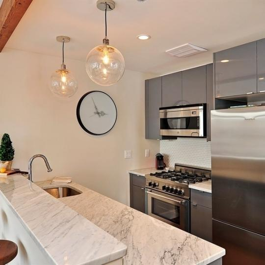 Brand New Kitchen - 102 Gold Street - Dumbo