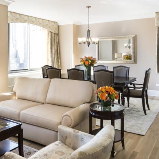 Bristol Plaza - NYC condos for sale - living room