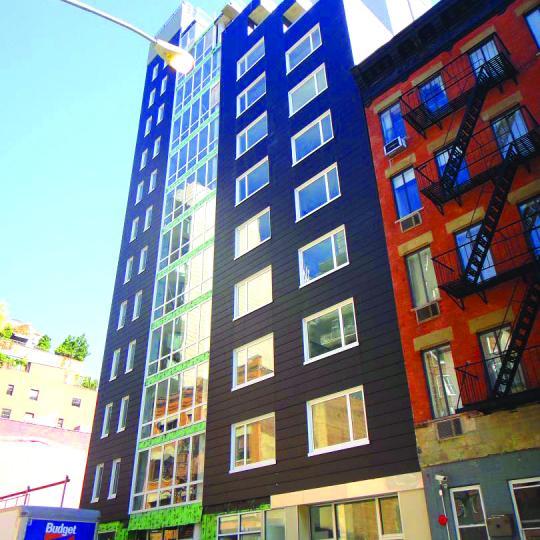 Exterior - 22 Renwick Street - Soho - Manhattan Condominiums