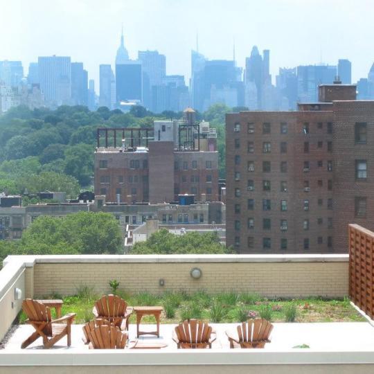 40 West 116th Street - terrace - Manhattan New Condos