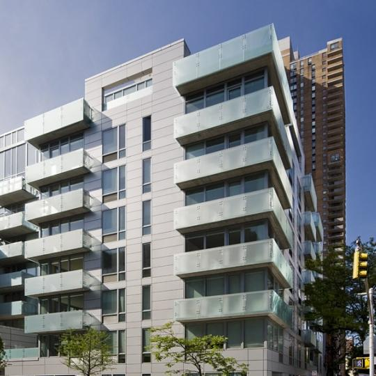 Chatham 44 NYC Condos - 464 West 44th Street Apartments for Sale Clinton