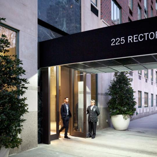 Rector Square Building - Battery Park City Condos