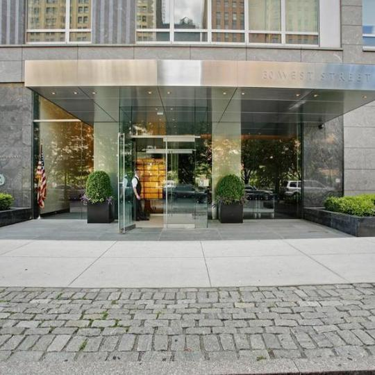 Millennium Towers Residences - Entrance - Battery Park City