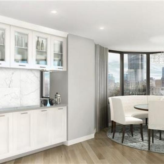 Renovated Kitchens - 330 East 38th Street Condominiums - Condos - NYC