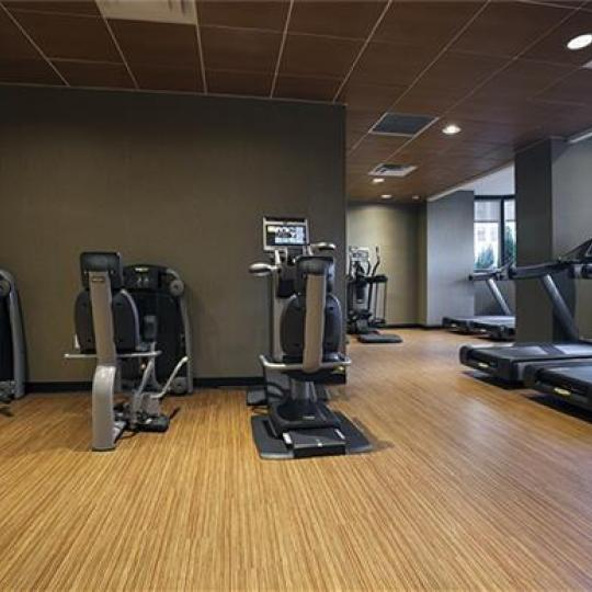 Fitness Center - 330 East 38th Street Condominiums - Condos - NYC