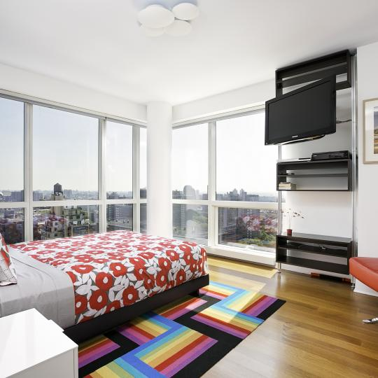 Ariel East Bedroom – New Condos for Sale NYC