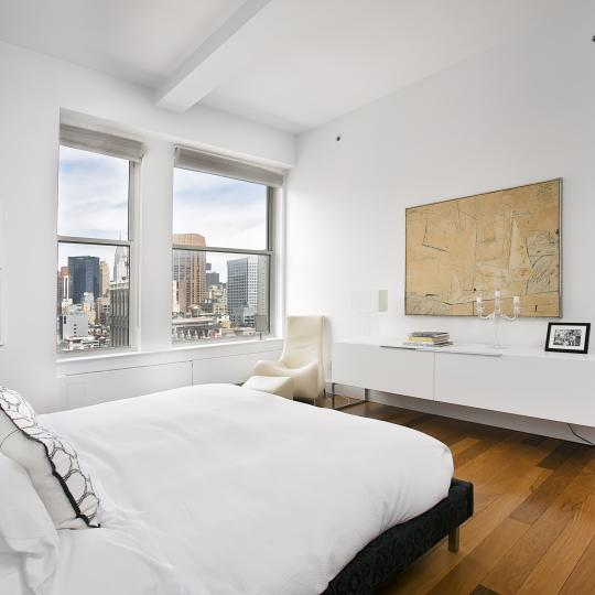 15 Madison Square North Bedroom - Condos for Sale NYC