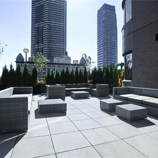 Outdoor Terrace - 330 East 38th Street Condominiums - Condos - NYC