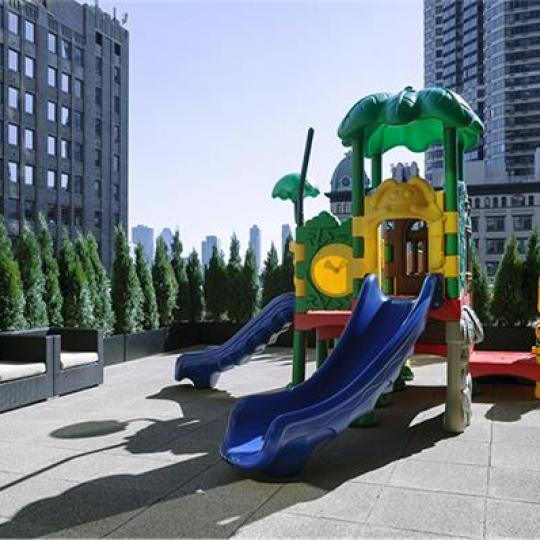 Playground - 330 East 38th Street Condominiums - Condos - NYC