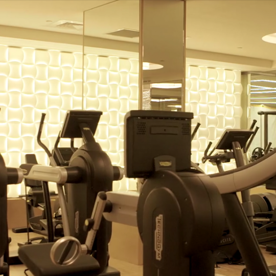 Wide variety of amenities at Carnegie Park - Fitness