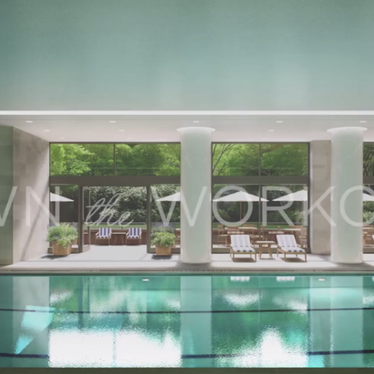 Apartments for sale at 200 East 94th Street - Swimming Pool