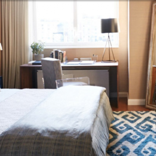 Carnegie Park - The Bedroom at 200 East 94th Street