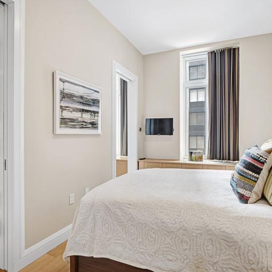 159 West 24th Street New Construction Condominium Bedroom