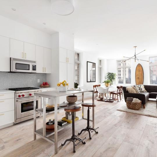 Carriage House Kitchen ARea – Condominiums for Sale NYC