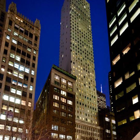 Cassa NYC outside - Clinton NYC Condominiums