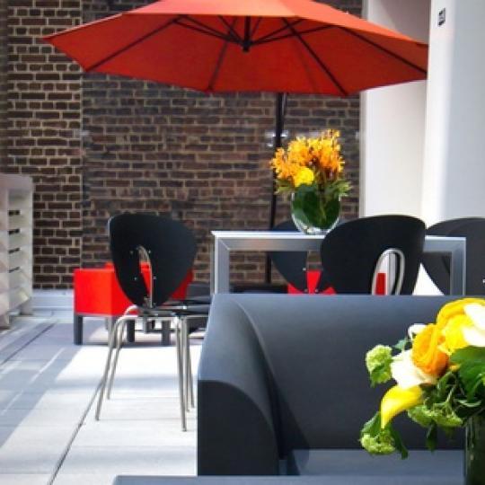 Cassa NYC Terrace - Clinton NYC Condominiums