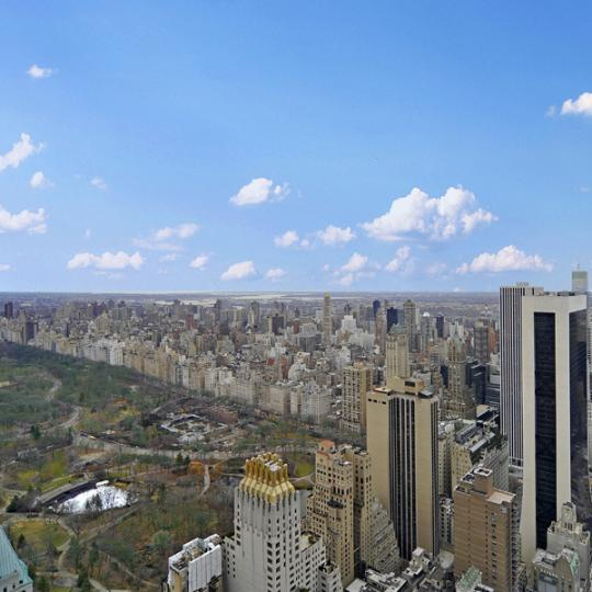 Central Park View from Metropolitan Towers Condo - Midtown West